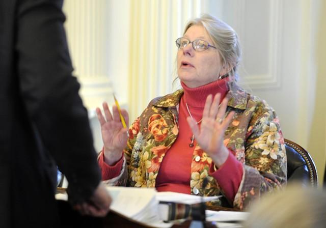 Sen. Jeanette White - FILE: JEB WALLACE-BRODEUR