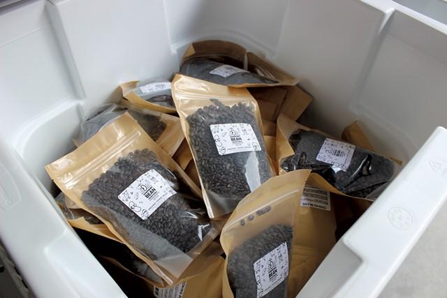 Organic tepary beans - MELISSA PASANEN