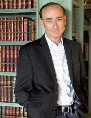 Chris Bohjalian - COURTESY OF VICTORIA BLEWER