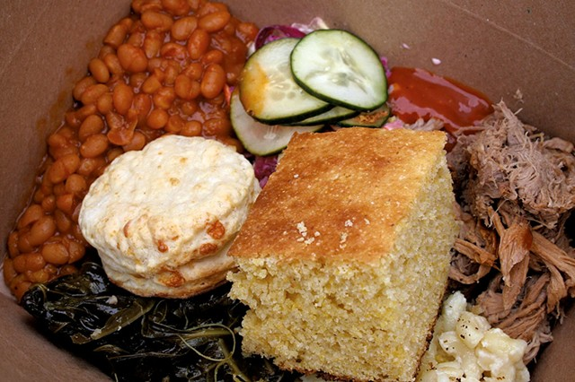 Back Road BBQ - COURTESY OF BACK ROAD BBQ