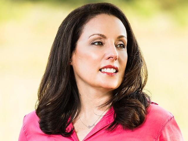 Tracey Medeiros - COURTESY JULIE BIDWELL