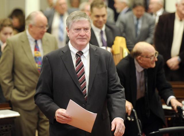 Sen. John Campbell - JEB WALLACE-BRODEUR