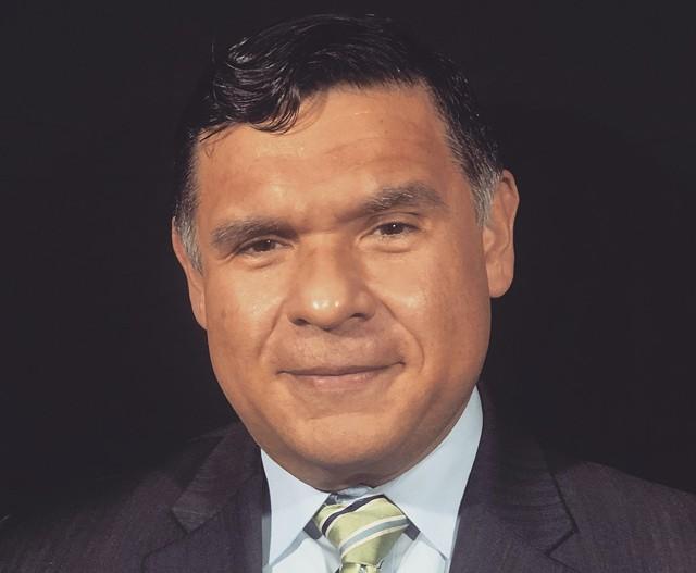 Rene Sanchez - COURTESY OF CVSD
