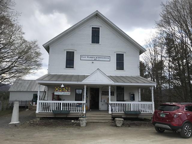 East Warren Community Market - SALLY POLLAK/FILE ©️ SEVEN DAYS