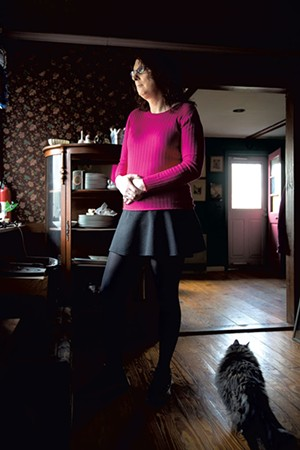 Stephanie Mattson - JAMES BUCK