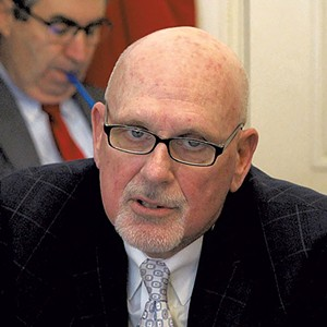 Interim Corrections Commissioner Jim Baker - FILE: PAUL HEINTZ