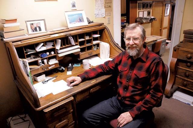 M. Dickey Drysdale - FILE: DIRK VAN SUSTEREN