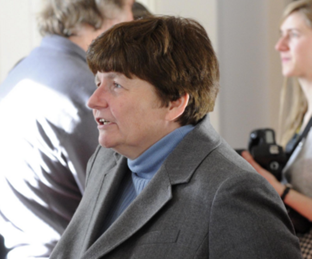 Vermont State Treasurer Beth Pearce - FILE: JEB WALLACE-BRODEUR