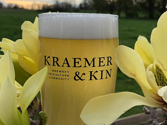 Kraemer & Kin's Magnolia Sour - COURTESY OF KRAEMER & KIN