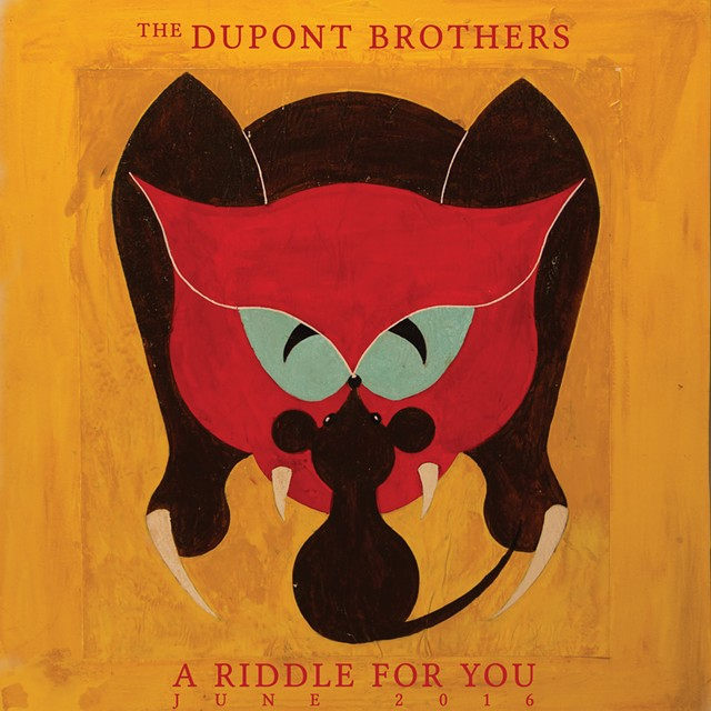 'A Riddle for You,' the DuPont Brothers - COURTESY OF THE DUPONT BROTHERS