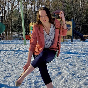 Isabel Pless, Too Big for the Playground, Too Small for the Big Leagues - COURTESY