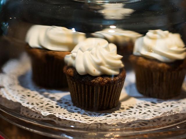 Cupcakes at Sissy's Kitchen - FILE: CALEB KENNA