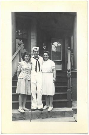 Angie, Joe and Pauline Catanese - COURTESY PHOTO