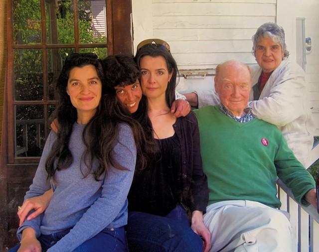 Bemis family in 1998 - COURTESY OF BEMIS FAMILY