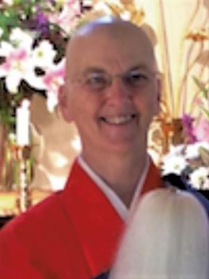 Rev. Taihaku Gretchen Priest - COURTESY PHOTO