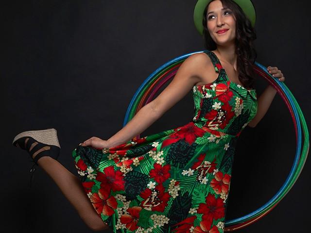 Flyin' Hawaiian Sara Kunz - COURTESY OF JOSEPH GRESSER