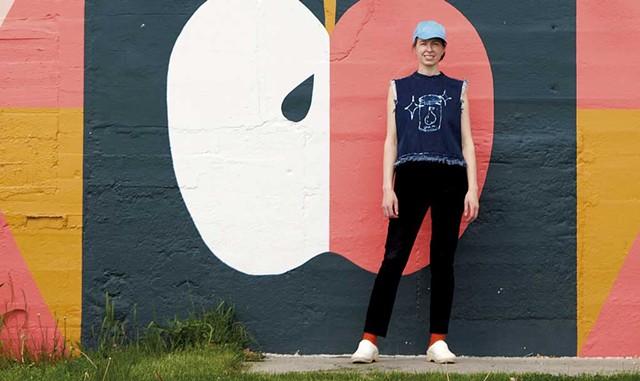 V Smiley at her new Vergennes location - COURTESY OF LAUREN MAZZOTTA