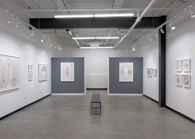 """Vessel"" exhibition at Soapbox Arts - COURTESY OF HOMER HOROWITZ"