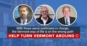 RSLC ad targeting Vermont lawmakers - RSLC