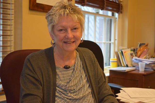 Rep. Donna Sweaney (D-Windsor) - TERRI HALLENBECK