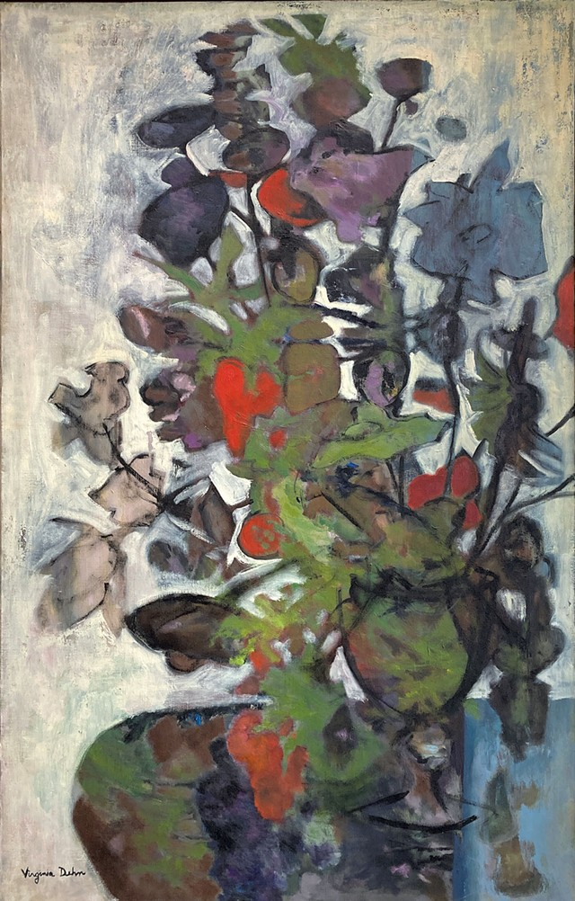 """Arrangement"" by Virginia Dehn - COURTESY OF BUNDY MODERN"