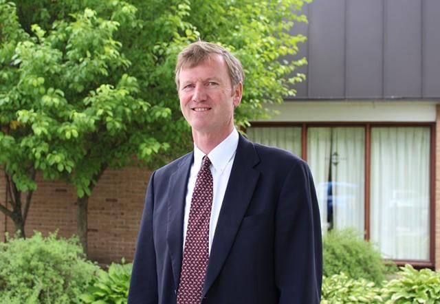 Scott Milne in July 2014 - FILE: PAUL HEINTZ