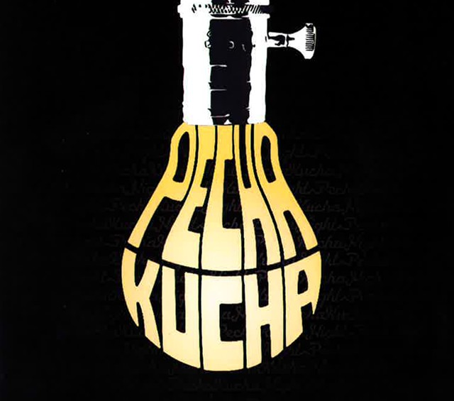 PechaKucha Night graphic - COURTESY OF FLEMING MUSEUM
