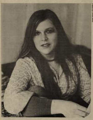 George-Thérèse Dickenson - COURTESY PHOTO