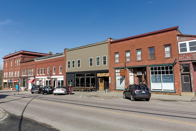 Downtown Richmond - OLIVER PARINI