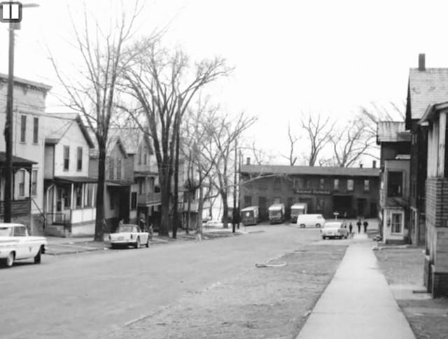 Lower Cherry Street, 1958 - COURTESY OF ADELE DIENNO