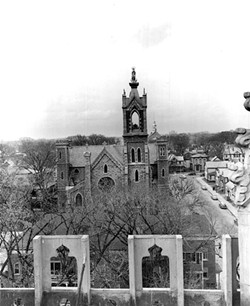 Cathedral of the Immaculate Conception - COURTESY OF ADELE DIENNO