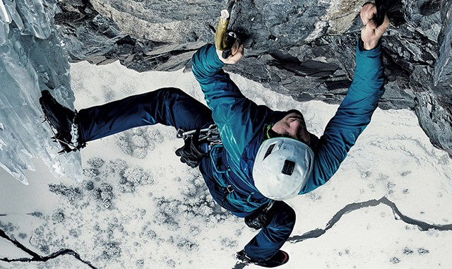 Marc-André Leclerc in the Alpinist - COURTESY OF ROADSIDE ATTRACTIONS
