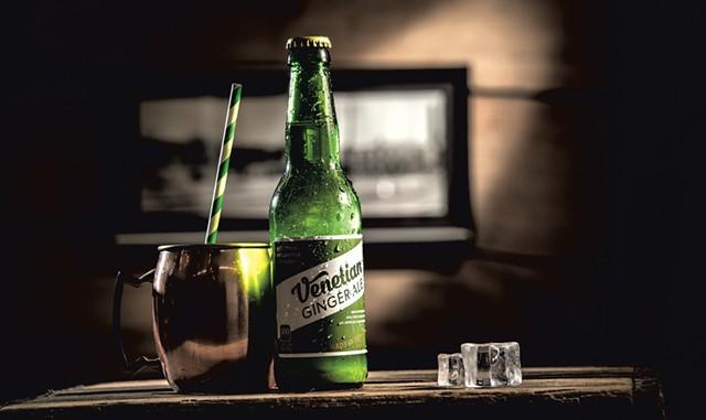 Venetian Ginger Ale - COURTESY OF RETROMOTION CREATIVE