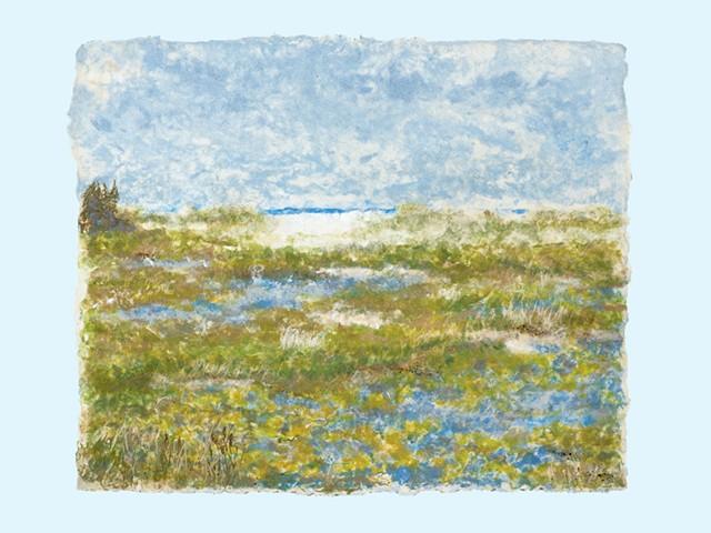 """Cape Sable Island, Nova Scotia"""