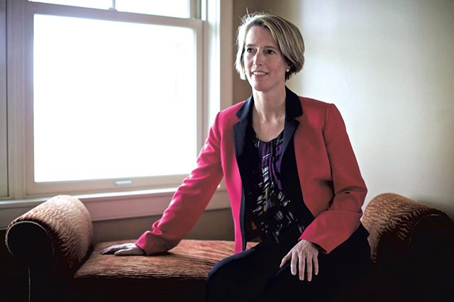 Zephyr Teachout - RICHARD BEAVEN