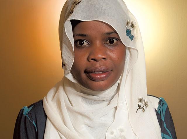 Fatuma Bulle - MATTHEW THORSEN
