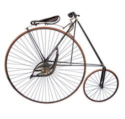 Special Pony Star - bicycle, circa 1888