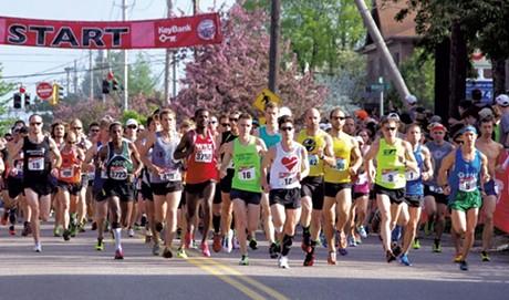 Vermont City Marathon & Relay - STEPHEN MEASE