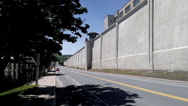 Clinton Correctional Facility - COURTESY OF THE PRESS REPUBLICAN