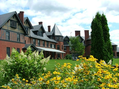 The Inn at Shelburne Farms - COURTESY OF SHELBURNE FARMS
