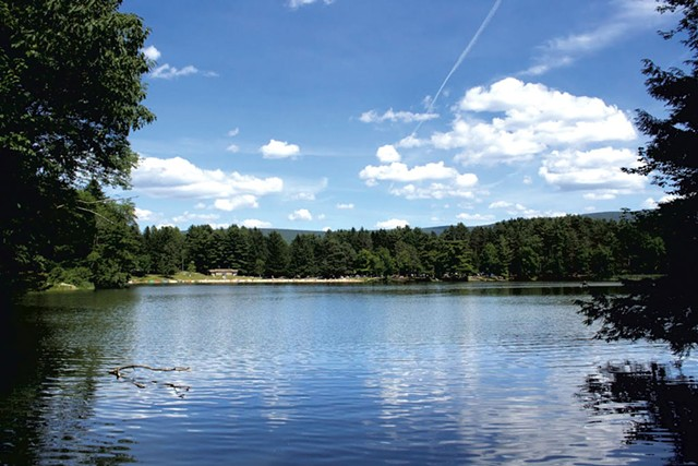 Lake Shaftsbury State Park - COURTESY OF VERMONT STATE PARKS