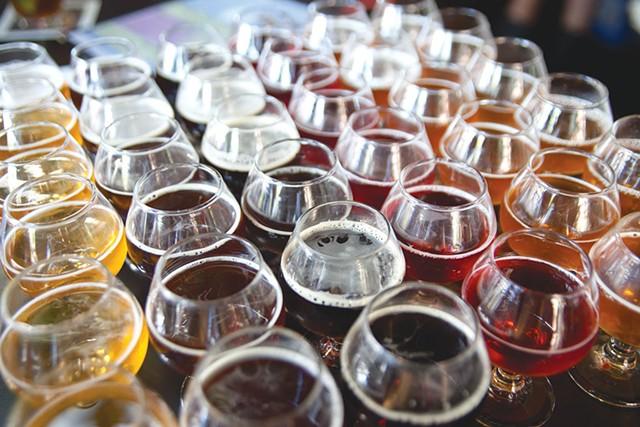 Vermont Pub & Brewery - MATTHEW THORSEN