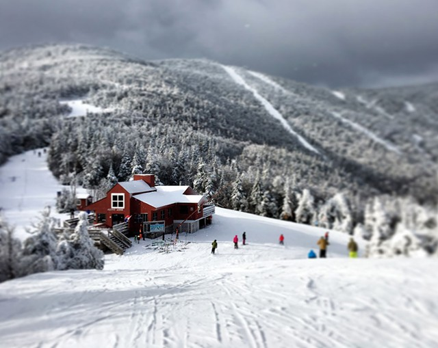 Sugarbush Resort - CHARLOTTE SCOTT
