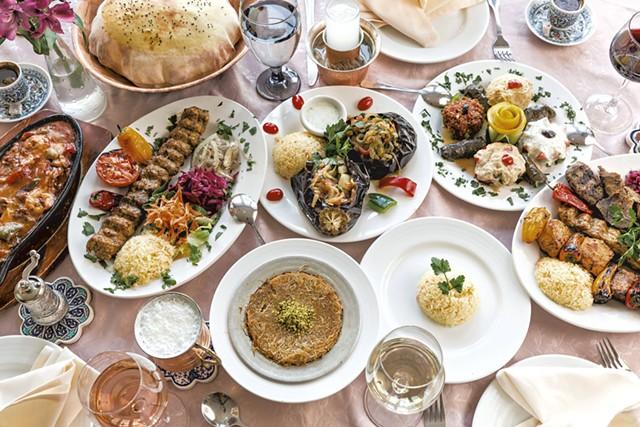 Istanbul Kebab House - OLIVER PARINI