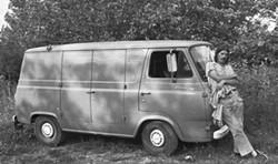 French Hill Commune, St. Albans - JAMES COLLINS & SUSANNA BOWMAN/VHS ARCHIVE