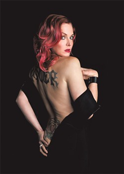 Storm Large - COURTESY OF STORM LARGE