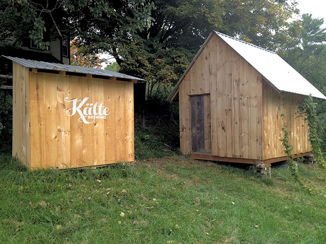 Kälte Brewing