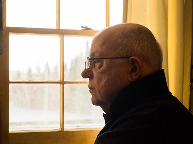 David Budbill - PETER MILLER