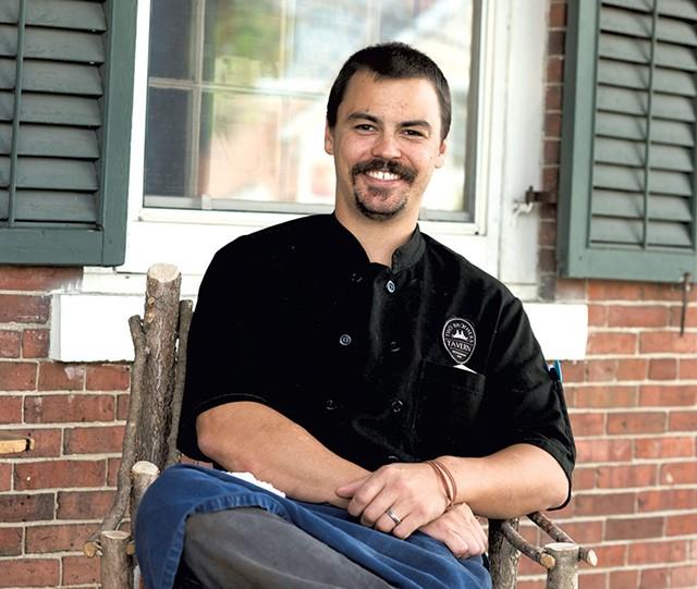 Chef Matt Corrente - CALEB KENNA