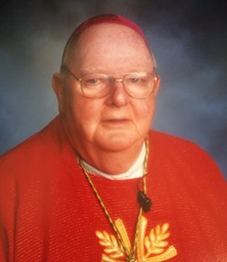 The Most Reverend Kenneth A. Angell